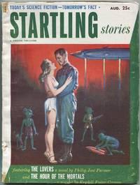 [Pulp Magazine]: Startling Stories - August 1952