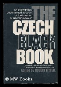 image of The Czech Black Book; [Translated from the Czech. ]; Edited by Robert Little.