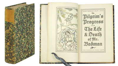 8vo. London: The Nonesuch Press, 1928. 8vo, 450 pp. Original publisher's marbled cloth with gilt l...