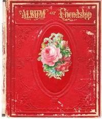 1873-1881 AUTOGRAPH FRIENDSHIP ALBUM:  VICINITY OF TISKILWA, ILLINOIS
