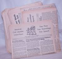 image of American Civil Liberties Union News, 1952-1961,  90 issues