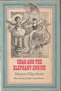 image of Chad and the Elephant Engine