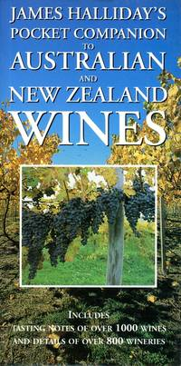 JAMES HALLIDAY'S POCKET COMPANION TO AUSTRALIAN AND NEW ZEALAND WINES
