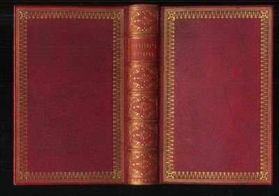 London: Richard Bentley, 1854. Hardcover (Full Leather). Very Good. Full red morocco with gilt decor...