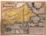 OPAKH. Thraciae Veteris Typus by  Abraham ORTELIUS - 1592 - from Argosy Book Store (SKU: 272534)