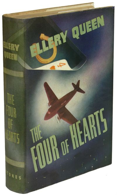 THE FOUR OF HEARTS..