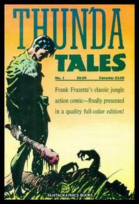 image of THUNDA TALES - Number 1