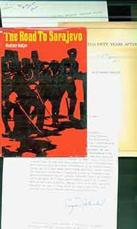 image of The Road to Sarajevo. (First printing). (Signed documents laid in)