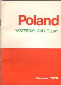 Poland Yesterday and Today by Karol Rzemieniecki, Jerzy Salecki - 1979