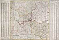 A Correct Map Shewing all Towns, Villages, Roads the Seats of ye Nobility and Gentry, Wth. Whatever else is remarkable within 30 miles of London