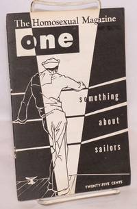 One; the homosexual magazine vol. 5, #5, May 1957: Something About Sailors