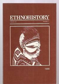 image of ETHNOHISTORY VOLUME 33 NUMBER 1 JANUARY 1986