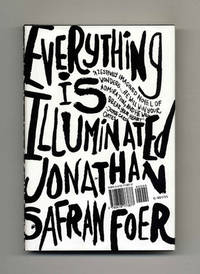 collectible copy of Everything is Illuminated