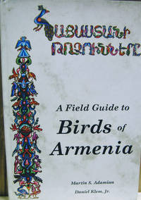 A Field Guide to Birds of Armenia