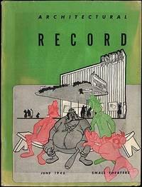 Architectural Record: Vol. 99, No. 6, June 1946