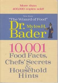 image of 10,001 Food Facts, Chefs' Secrets & Household Hints