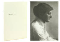 Celebrating the Poetry of Mary Webb.