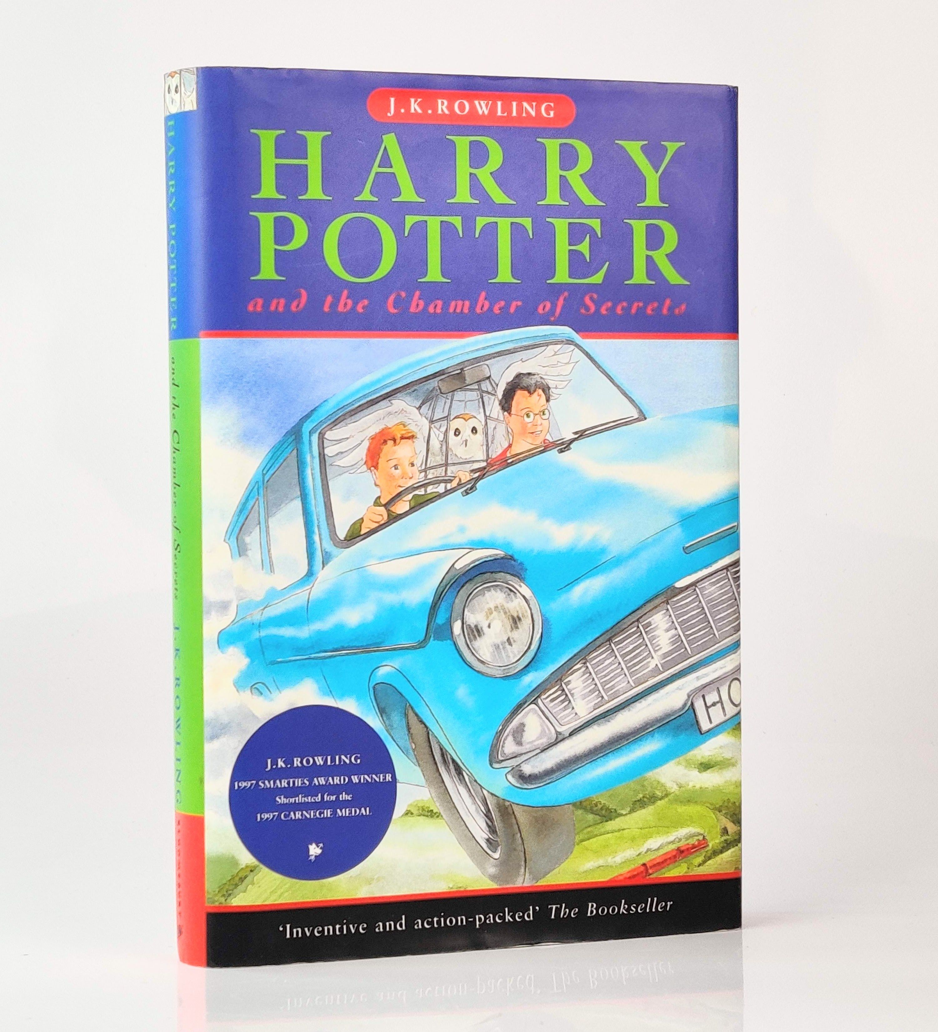 Harry Potter and the Chamber of Secrets (photo 1)