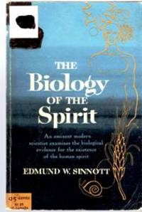 The Biology Of the Spirit