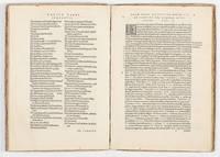 De Natura Rerum et Temporum Ratione.  Libri Duo.  Nunc recens inventi, & in lucem editi