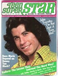 TEEN SUPERSTAR (SUPER STAR)  November 1976, Volume 1, Number 2