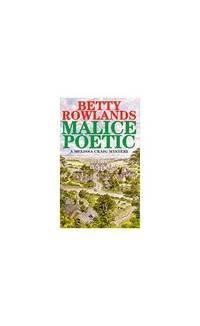 Malice Poetic (A Melissa Craig Mystery)