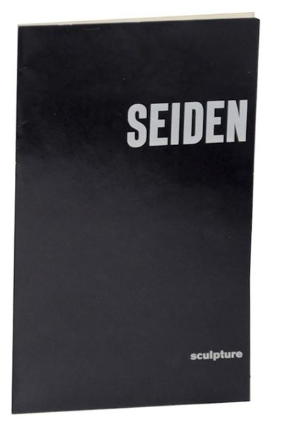 Chicago, IL: Devorah Sherman Gallery, 1963. First edition. Small softcover. 4 pages. Exhibition cata...