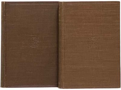 New York: Charles Scribner's Sons, 1903. Hard Cover. Very Good/No Jacket. Pollak, E. No jacket. Ink ...