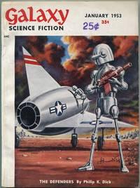 Galaxy Science Fiction - January 1953