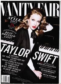 VANITY FAIR - TAYLOR SWIFT, STYLE ISSUE