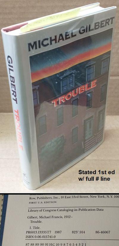 New York: Harper & Row, 1987. First U.S. Edition. Hardcover. Octavo; First U.S. Edition; VG/VG; Hard...