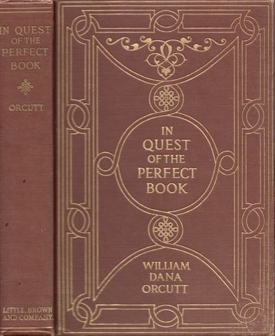 Boston: Little, Brown & Co, 1926. First Edition. Hardcover. Good +. Octavo. Hardcover. Brown cloth w...