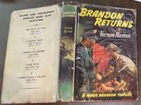Brandon Returns: A Mark Brandon Thriller