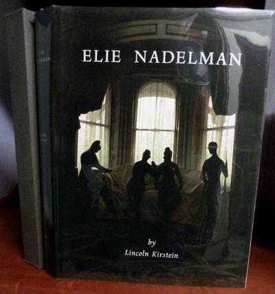 New York: Eakins Press, 1973. First edition. Orig. beigecloth. Fine in fine dust wrapper. In fine sl...