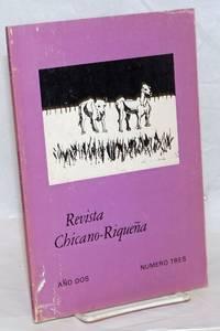 Revista Chicano-riqueña: año dos, numero tres, Verano, 1974