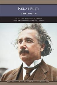 Relativity (Barnes & Noble Library of Essential Reading)