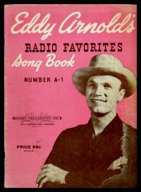 EDDY ARNOLD'S RADIO FAVORITES SONG BOOK