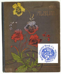 SHANGHAI PERIOD COLOR & BLACK & WHITE POSTCARD ALBUM. [Begins with 1900 dated ca