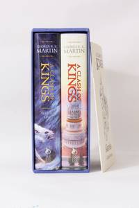 A Clash of Kings by George R.R. Martin - Hardcover - Limited Edition - 2014 - from Hyraxia and Biblio.com