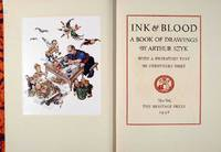 INK & BLOOD. A BOOK OF DRAWINGS by  Arthur SZYK - Signed First Edition - 1946 - from Charles Agvent and Biblio.co.uk