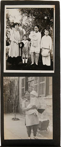 [VERNACULAR PHOTOGRAPH ALBUM RECORDING THE LIFE OF A YOUNG FAMILY IN THE PACIFIC NORTHWEST, AND THEIR LATER ACTIVITIES AS METHODIST MISSIONARIES IN CHINA]