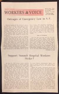image of Bay Area Workers Voice. Vol. 4 no. 5 (5/29/1992)