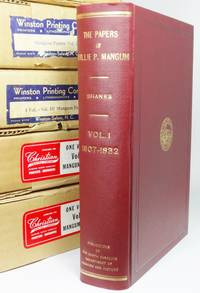 THE PAPERS OF WILLIE PERSON MANGUM.  [Complete in Five volumes.]