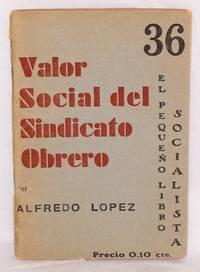 Valor social del sindicato obrero