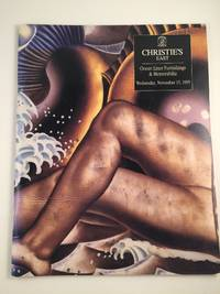 Christie's East   Ocean liner Furnishings & Memorablilia  Wednesday, November 15, 1995