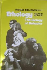 image of Ethology: The Biology of Behaviour