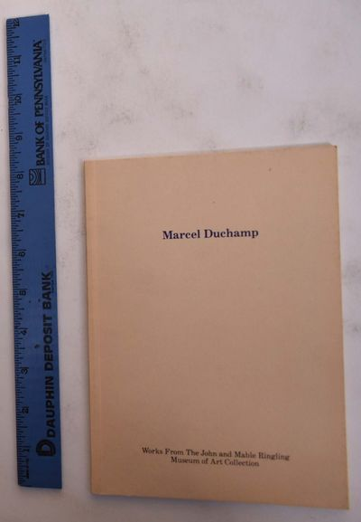 Sarasota, FL: John and Mable Ringling Museum of Art Foundation, 1984. Paperback. VG. Beige paper wra...
