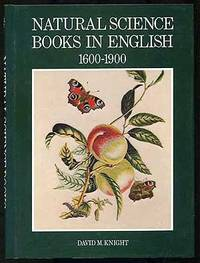 Natural Science Books in English, 1600-1900