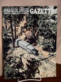 image of NARROW GAUGE AND SHORT LINE GAZETTE - JANUARY, 1977; VOLUME 2, NUMBER 6