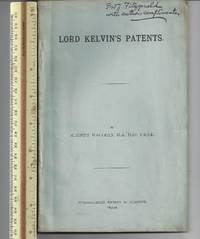 Lord Kelvin's Patents